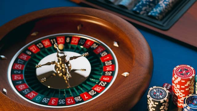 disposición números ruleta del casino