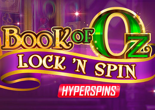 Book of Oz: Lock´n Spin