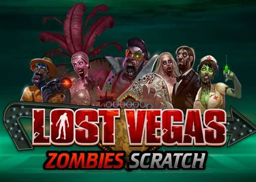 Lost Vegas Zombies Scratch