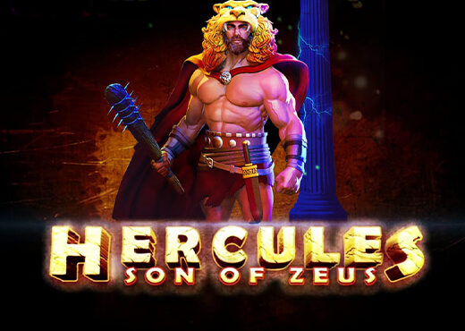 Hércules Son of Zeus