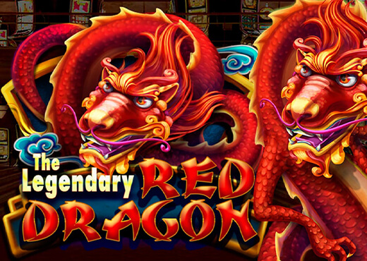 El Legendario Dragon Rojo